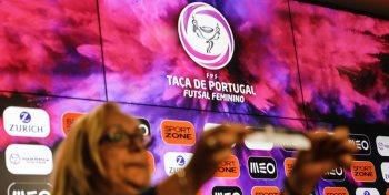 37240307da Taça de Portugal Futsal Feminino - Notícias e agenda