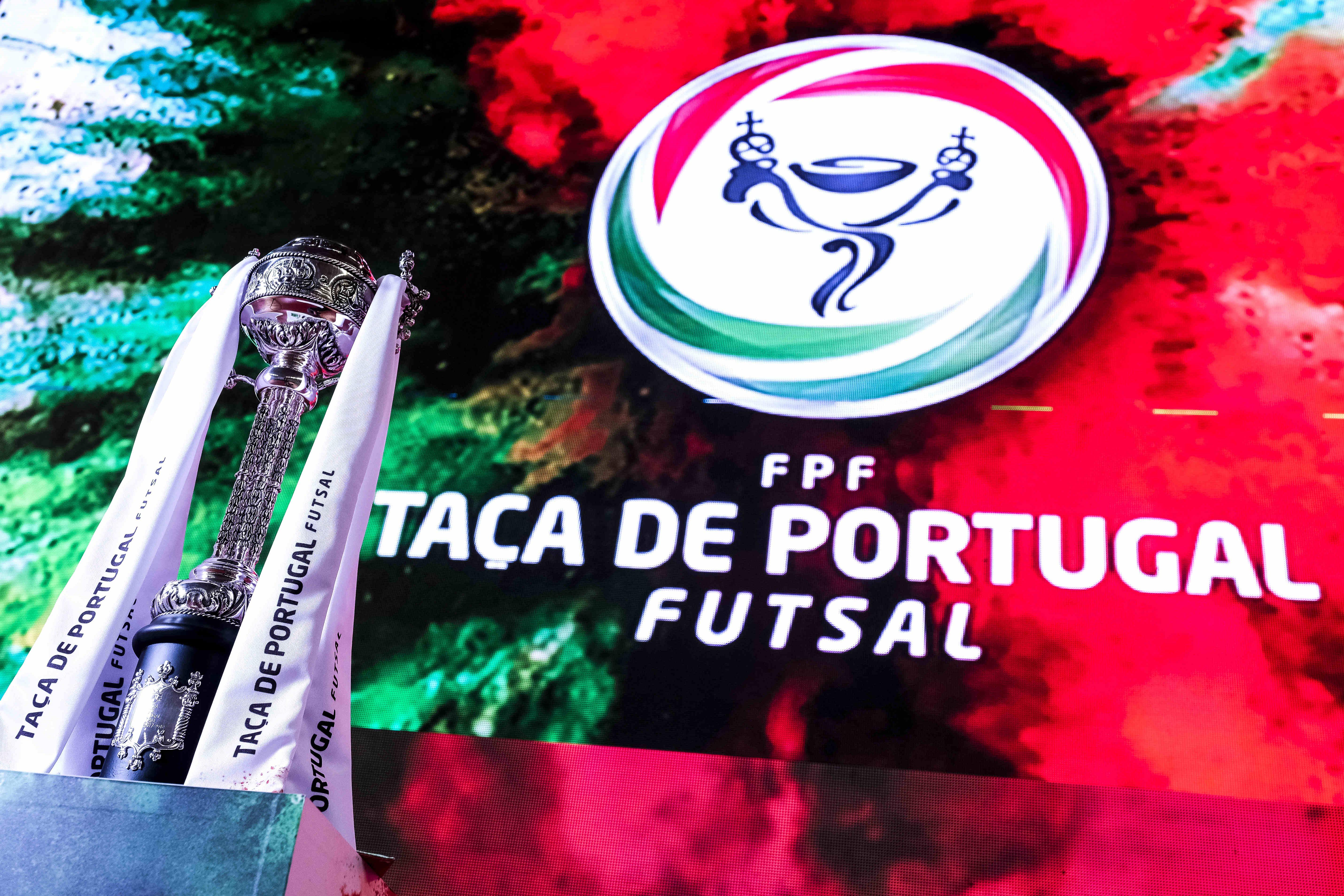 a32479f0b9 Taça de Portugal Futsal - Todas as notícias