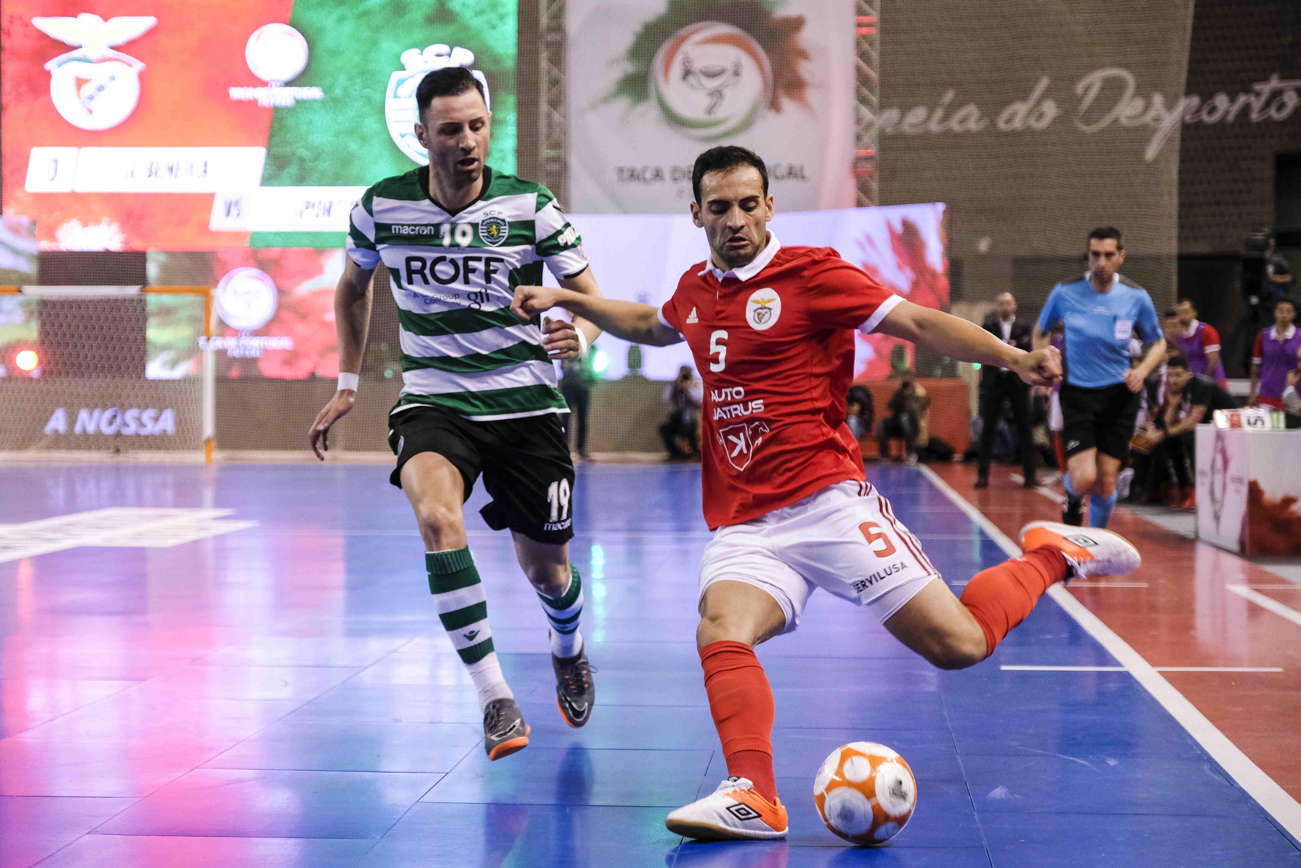 d22f9c541e Taça de Portugal Futsal - Notícias