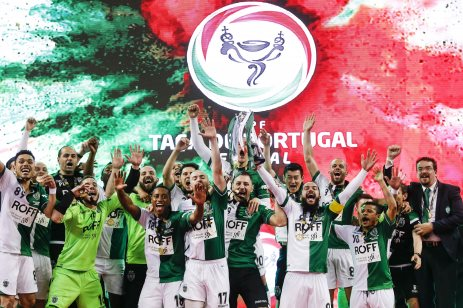 e4e2b4dba5 Sporting conquista Taça de Portugal de futsal