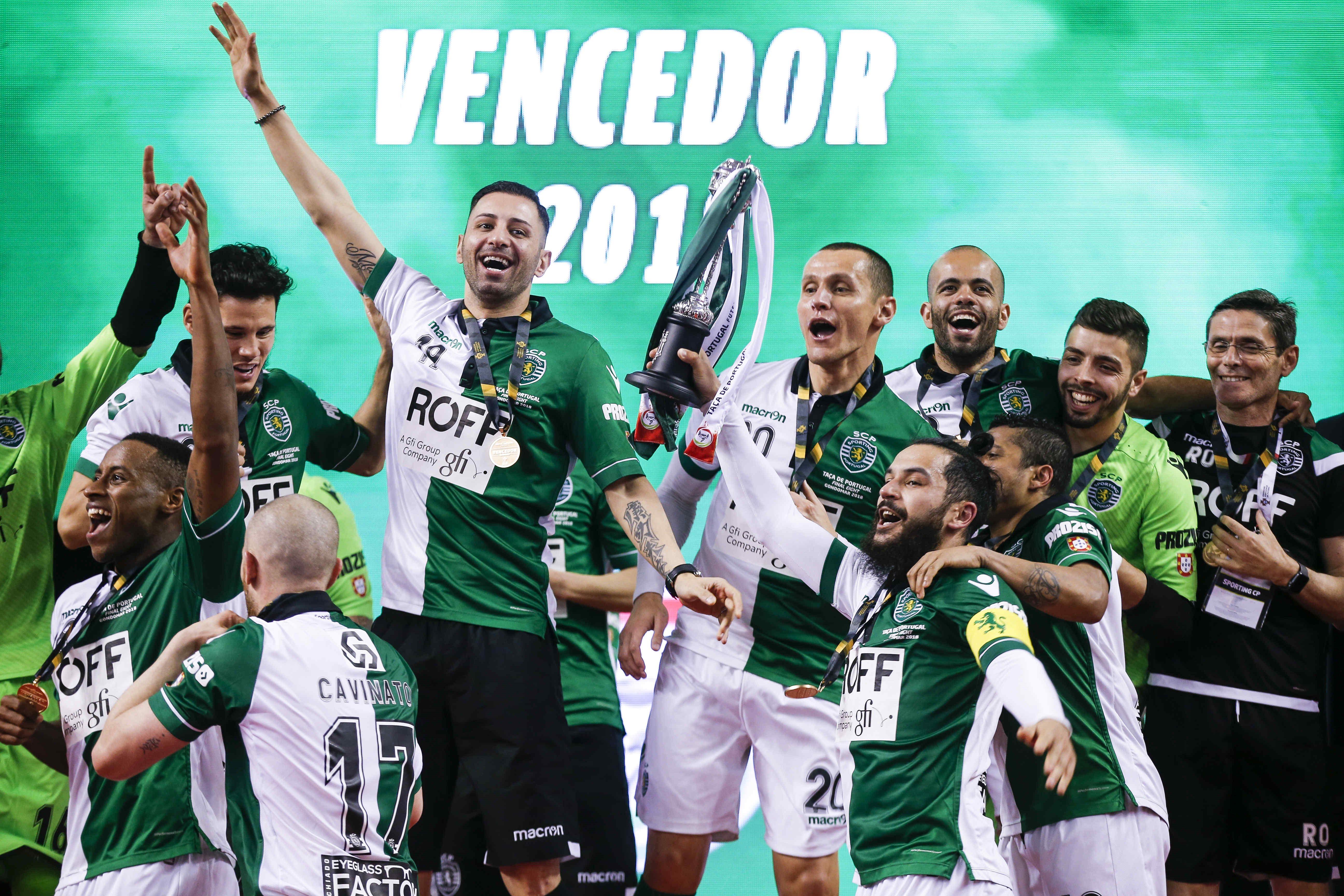 Taça de Portugal Futsal - Notícias 3416d4c47c7a2