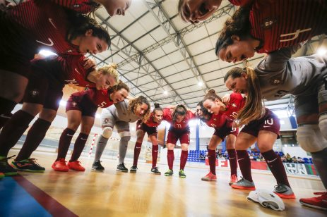 db690fed6d Sub-18 de futsal feminino nos Jogos Olímpicos da Juventude