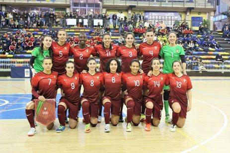 58bef3a33c Seleção A Futsal Feminina