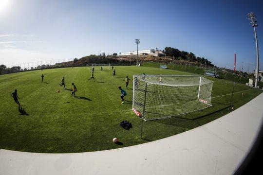 Desporto no Alentejo  Portugal e Espanha empatam 50733b1cfccee