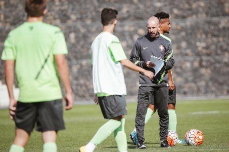 Jogos de preparação em Itália. Seleção Sub-19 253b67f57d46a