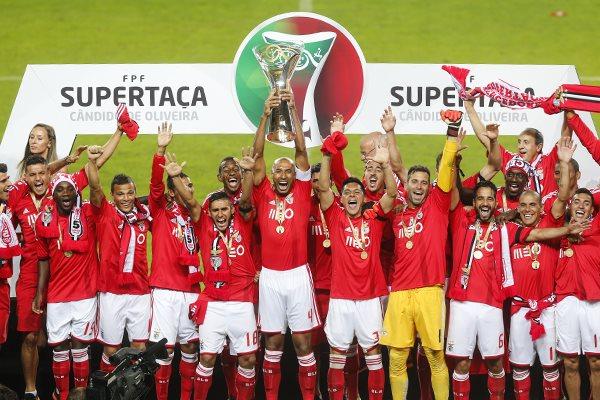 Суперкубок Португалии. Бенфика - Риу Аве 0:0 (3:2). Орлы вырывают четвёртый трофей в году - изображение 4