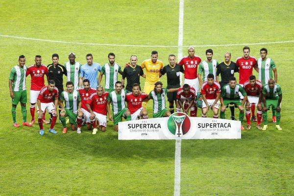 Суперкубок Португалии. Бенфика - Риу Аве 0:0 (3:2). Орлы вырывают четвёртый трофей в году - изображение 3