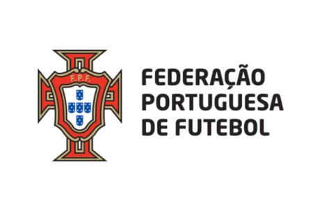 Resultado de imagem para FEDERAÇÃO PORTUGUESA DE FUTEBOL - LOGO
