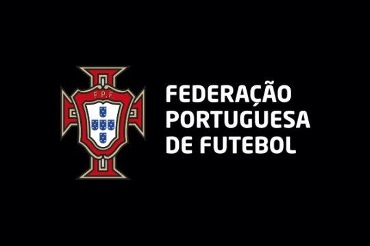 Resultado de imagem para FEDERAÇÃO PORTUGUESA DE FUTEBOL = LOGOS - LOGOS