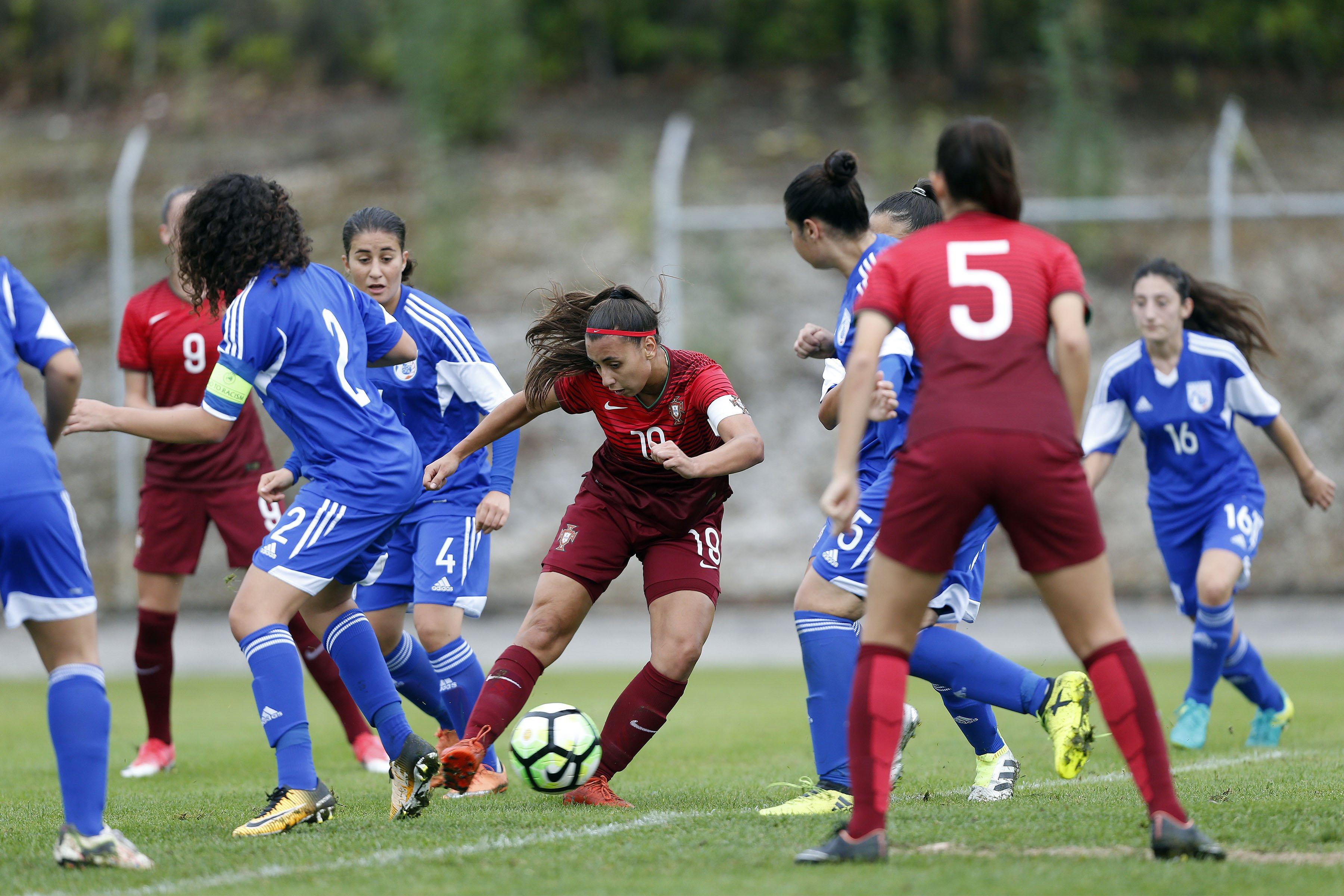 Seleção Sub-19 - Futebol Feminino  3286675740f83