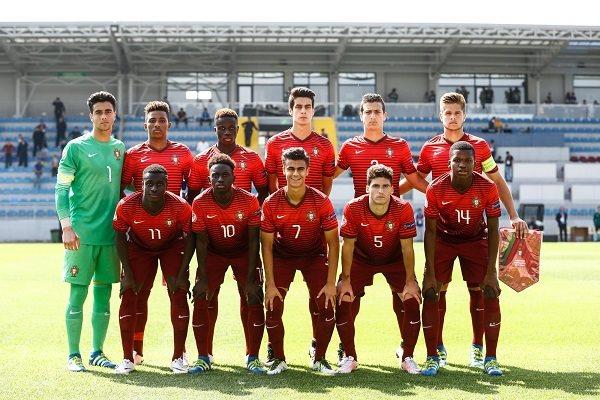 Sub-17: Portugal-Holanda