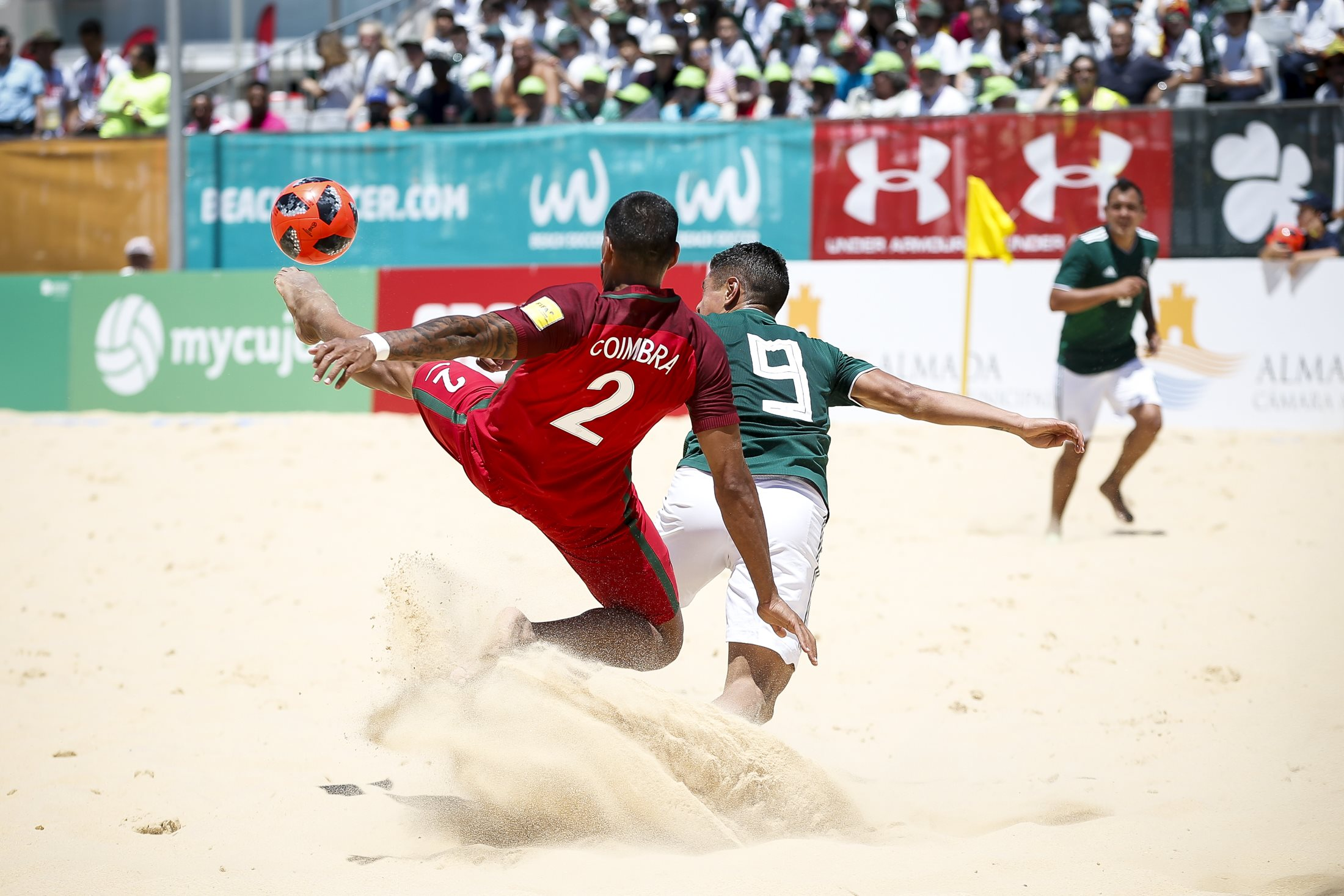 5218a6cfbb Seleção A - Futebol Praia